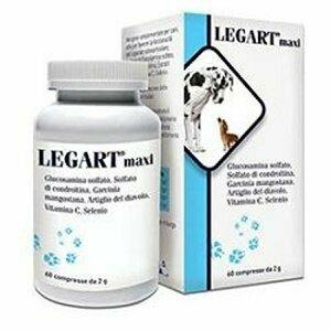 Legart Maxi integratore per cani
